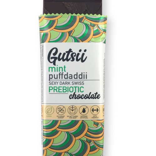 Gutsii Mint bar and chocolate DE